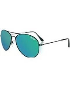Nectar Baltic, Matte Black Frame, Blue Green Polarized Lens