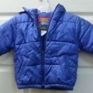 Okie Doke Kids Purple Outfit Weather Snow Jacket Overall Pant Outfit Set Size 4T