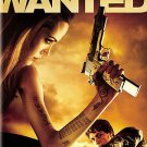 Wanted (DVD, 2008, Full Frame)