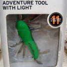 Eddie Bauer Adventure Stainless Steel Tool w/ Light