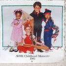 Avon Childhood Moments 1983 Vintage Calender
