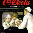 Classic Coca-Cola Serving Trays by Allan Petretti and Chris Beyer (1998, Hardcov