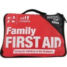 Adventure Family First Aid, Red/Black