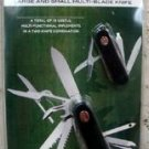 Coleman Hiker Combo Large & Small Multi-Blade Knife Set