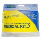 Ultralight/Watertight .3 Medical Kit, Yellow/Blue