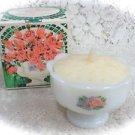 Avon Hostess Blossoms  Flower Arranger Soap Dishand Fragranced Soap