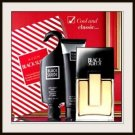 Avon Black Suede Cologne Spray, After Shave Condition, Hair & Body Wash Gift Set