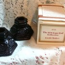AVON CAPE COD COLLECTION AVON set of 2 CANDLE STICK HOLDERS
