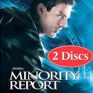 Minority Report (DVD, 2002, 2-Disc Set, Widescreen)