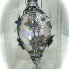 Celebrate the Season Glass Ornament