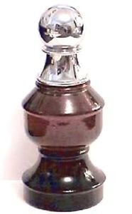 Avon Chess Piece The Pawn Bottle Empty