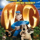 Wallace & Gromit: The Curse of the Were-Rabbit (DVD, 2006, Full Frame)