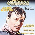 The Great American Western - John Wayne 4-Film Collection (DVD, 2003, Four...