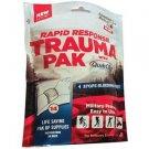 Rapid Response Trauma Pack w/QuikClot