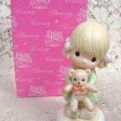"Precious Moments ""Lifes Beary Precious With You"" Figurine 642673"