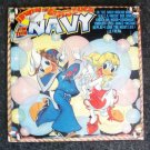 Irwin the Disco Duck IN THE NAVY YMCA 33 RPM LP RECORD - (Collectible)