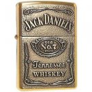 High Polish Brass, Jack Daniels Emblem