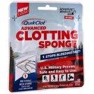 QuikClot Advanced Clotting Sponge, 3.5 x 3.5, 25g