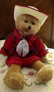 "Chantilly Lane Musical Bear ""Never Ending Song of Love"""