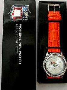 NFL Denver Bronco's Ladies Watch