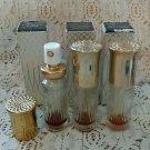 Avon Women's Ladies Parfum Perfume Spray Bottles Vintage Set (3)