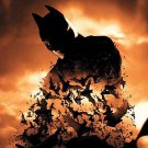 Batman Begins (DVD, 2005, 2-Disc Set, Deluxe Edition)