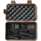 Humvee Recon Kit, Recon Watch,LED Flashlight w/Carrying Case