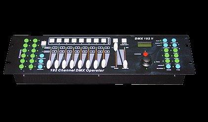 192 Channels DMX controller