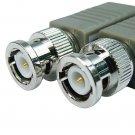 Coax CAT5 Camera CCTV BNC Video Balun Transceiver Cable