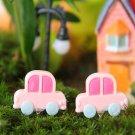 Micro Landscape Decorations Mini Plastic Car Garden DIY Decor