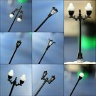 Micro Landscape Decorations Mini Street Lamp Garden Landscaping