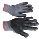 Non-skid Latex Gardening Gloves Labor Safety Working Gloves
