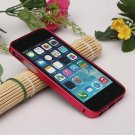 Ultra Slim Aluminum Metal Frame Buckle Bumper Case For iPhone 5 5S