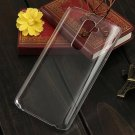 Clear Transparent Ultra-thin Plastic Case For LG G2 D802