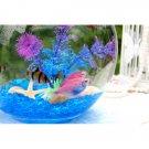 Plastic Artificial Fish Tank Ornament Plant Aquarium Decoration