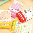 Lovely Cat Paw Sticker Memo Marker Post It Bookmark Sticky Notes