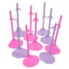 Barbie Dolls Toy Stand Support Prop Up Mannequin Model Display Holder