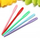 5Pcs Plastic Sewing Cross Stitch Knitting Wool Weave Needle