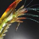 Silicone Fishing Simulation Noctilucent Soft Shrimp Lure Hook Bait