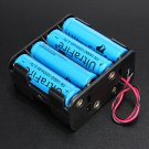 12V 8 x AA Battery Holder 6 Inch Leads Wire