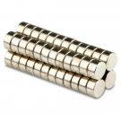 100pcs N50 2mm x 1mm Round Magnets Rare Earth Neodymium NdFeB