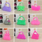 10pcs Mix Fashion Accessories Handbag For Barbie Doll Cute Toy