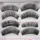Trendy Handmade Dense Soft Spiky Long Makeup False Eyelashes 198