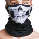 Skull Multi Purpose Head Wear Hat Scarf Face Mask Cap