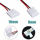 2-Pins Power Connector Adaptor For 3528/5050 Led Strip Wire With PCB