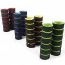 4pcs Motorcycle Handlebar Grip Cover Set Soft Nonslip Foam