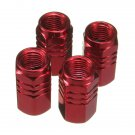 4PCS Auto Car Motorcycle Wheel Truck Valve Stem Dust Tire Cap Cover