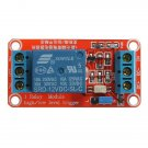 12V 1 Channel Relay Module With Optocoupler High / Low Level Triger For Arduino