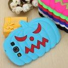 3D Halloween Pumpkin Soft Silicone Case For Samsung Galaxy S3 I9300