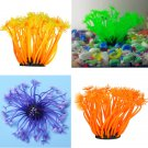 Aquarium Fish Tank Soft Artificial Coral Underwater Plant Decoration